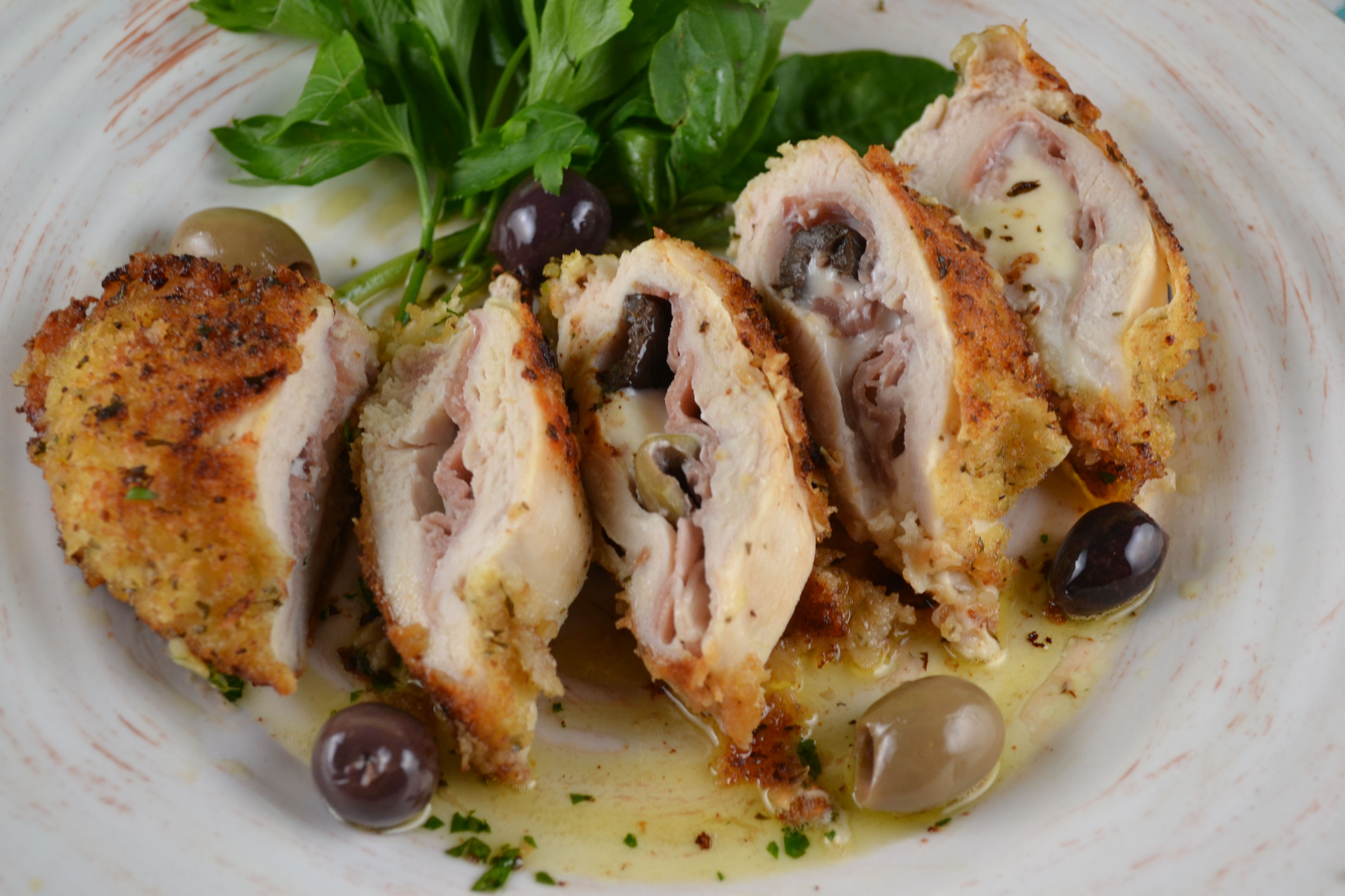 Chicken Saltimbocca Recipes — Dishmaps